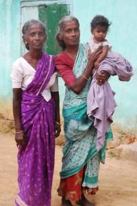 Tamil women