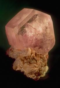 Beryl - variety Morganite