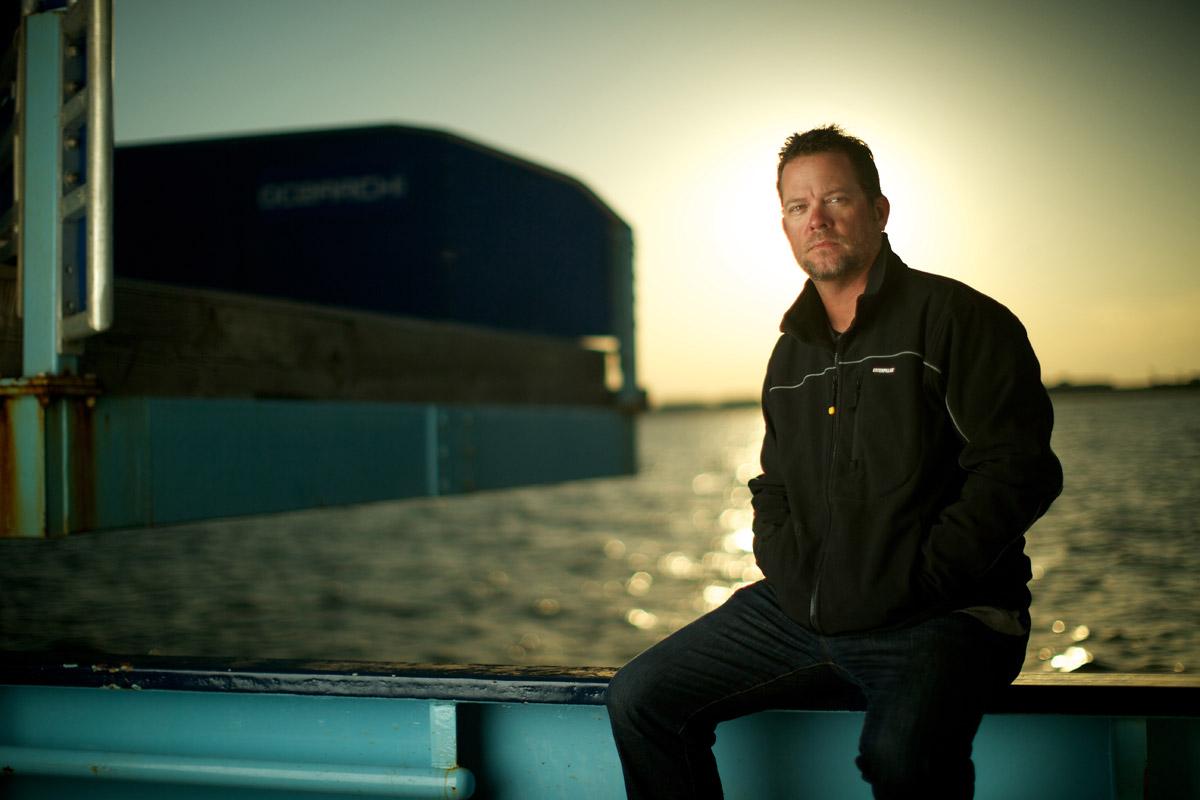 Meet Chris Fischer from Ocearch today at HMNS! | BEYONDbones