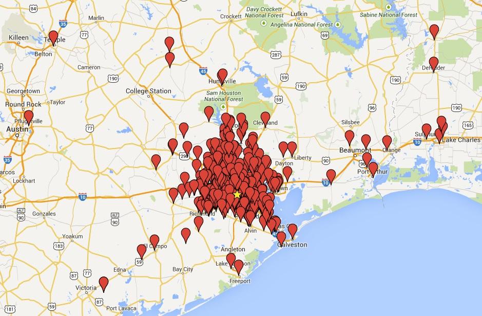 1. 2014 Map