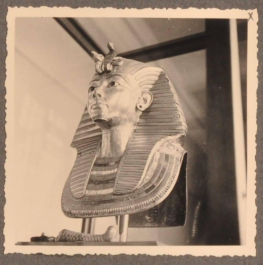 Egypt Blog Beard 1937