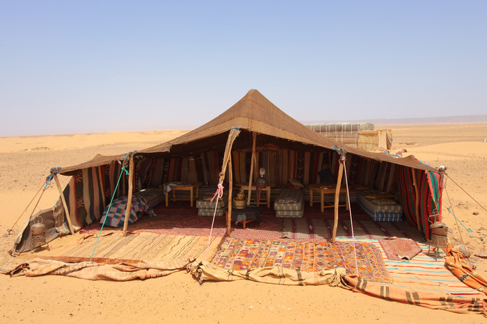 The Tent in Antiquity