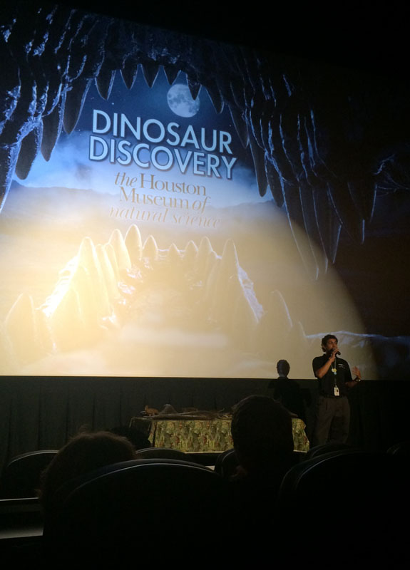 Sahil DinoDiscovery