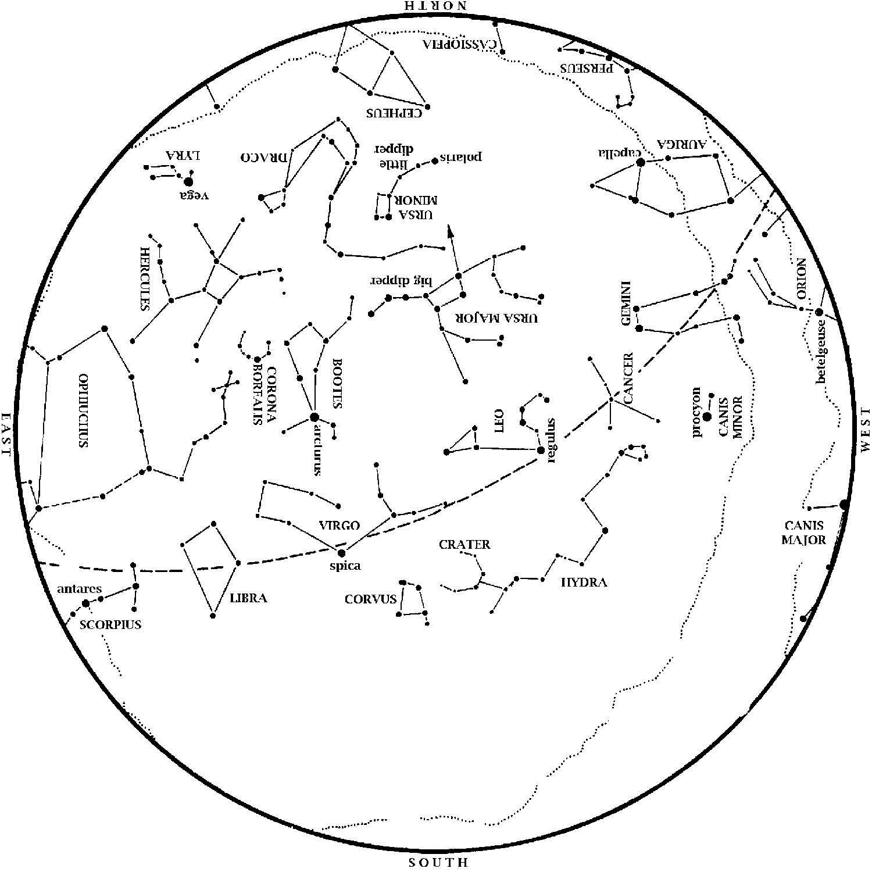 May Starmap