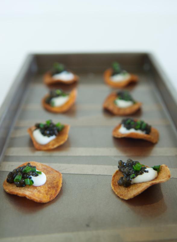 Caviar Chip