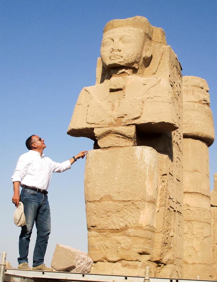 egypt-statue