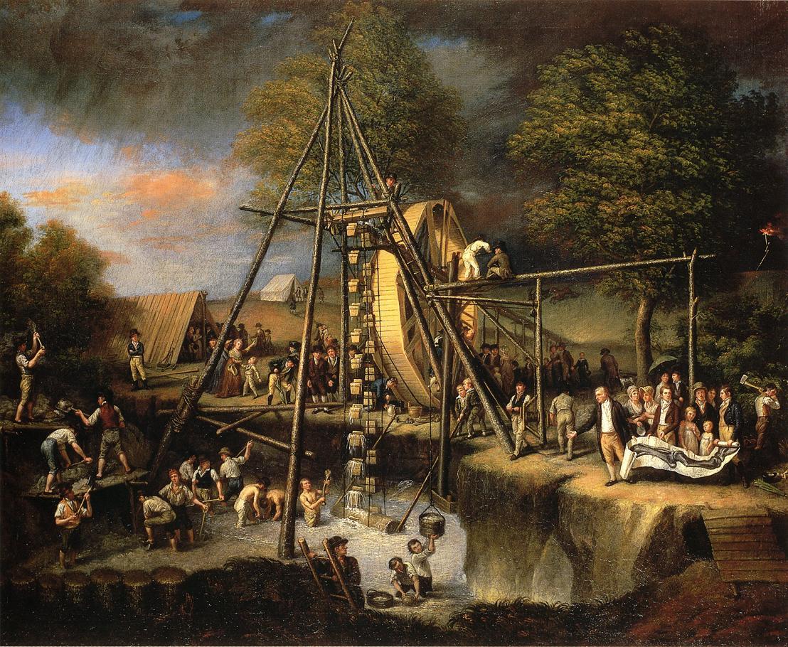 c_w_peale_-_the_exhumation_of_the_mastadon-1