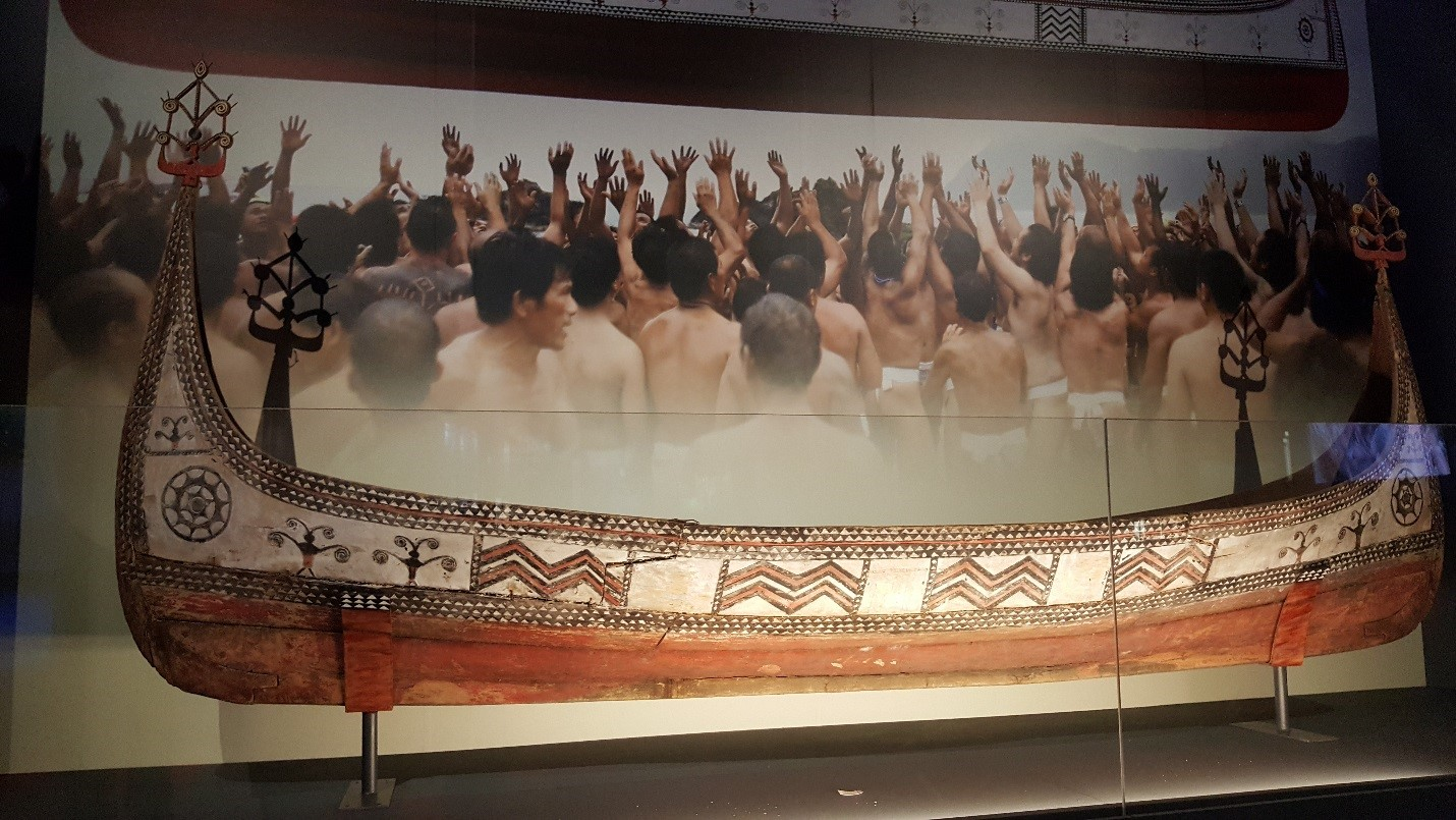 The Flying Boats Of The Yami People | BEYONDbones